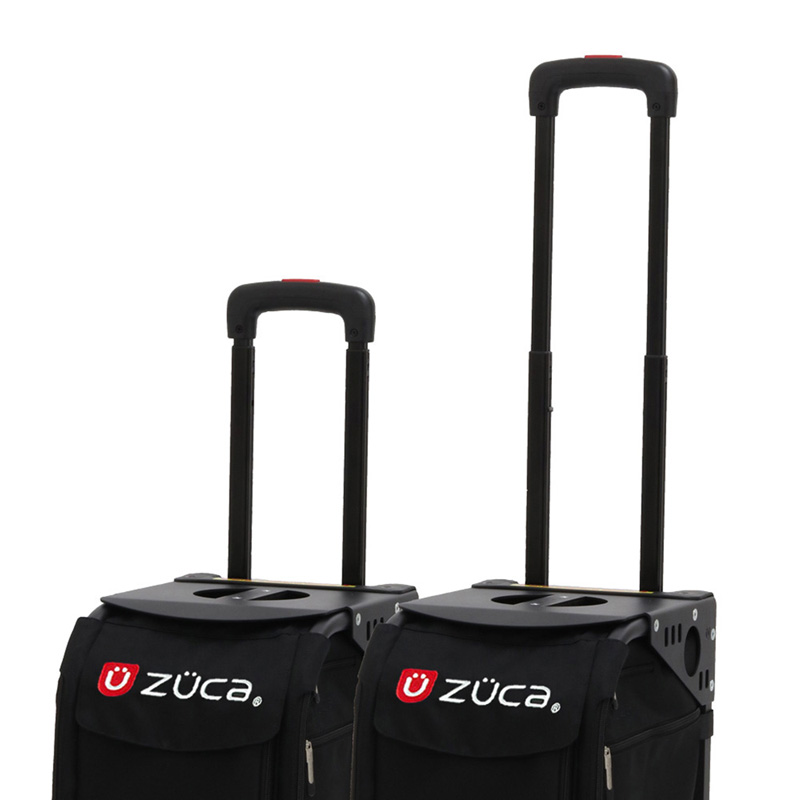 ZUCA SPORT Japan Edition Black Red White
