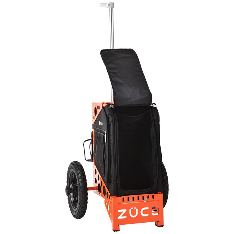 ZUCA ALL-TERRAIN Bag Gunmetal (バッグのみ)