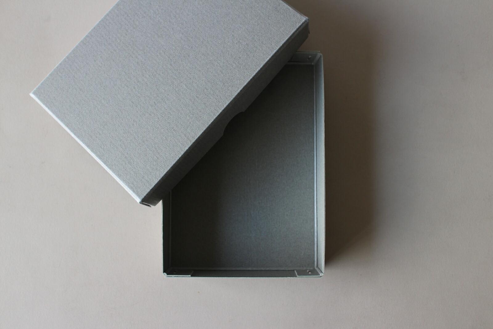 イロイロコハコ / 蝋引き箱 名刺size