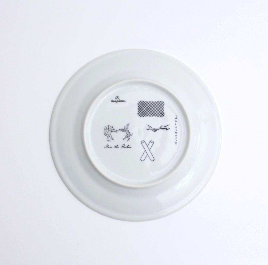 ミナペルホネン Remake tableware Plate