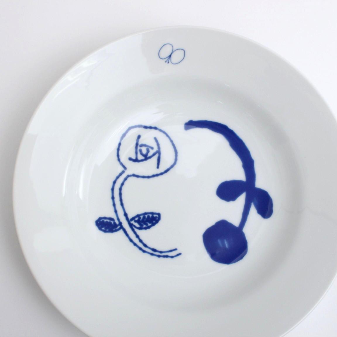 ミナペルホネン Remake tablewareDeep Plate